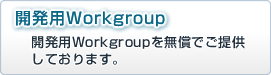 開発用Workgroup